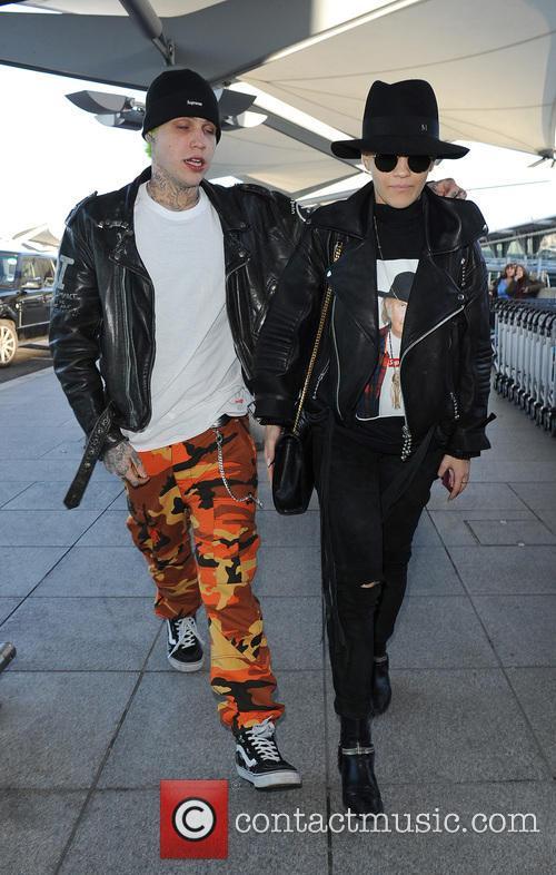 Rita Ora and Ricky Hilfiger 8