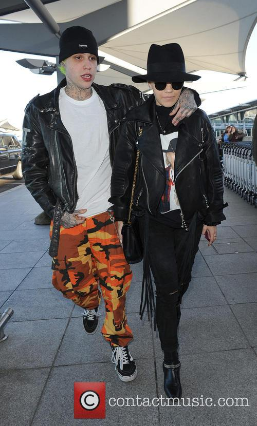 Rita Ora and Ricky Hilfiger 9