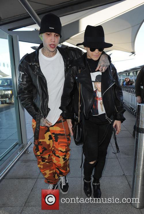 Rita Ora and Ricky Hilfiger 11