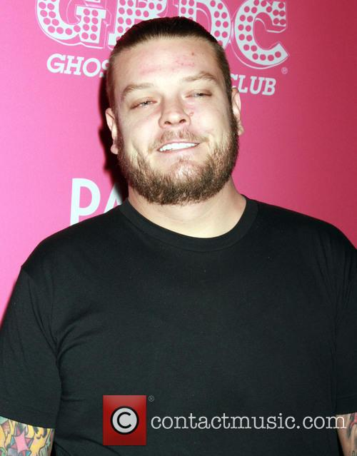 Austin 'Chumlee' Russell debuts at Ghostbar Dayclub
