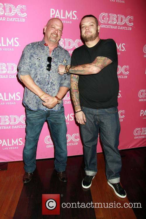 Rick Harrison and Corey Harrison 5