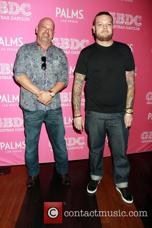 Rick Harrison and Corey Harrison 6