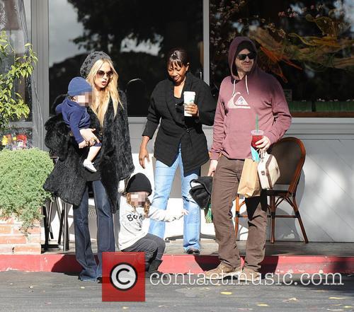 Rachel Zoe, Skyler Morrison Berman, Kaius Jagger Berman and Rodger Berman 4