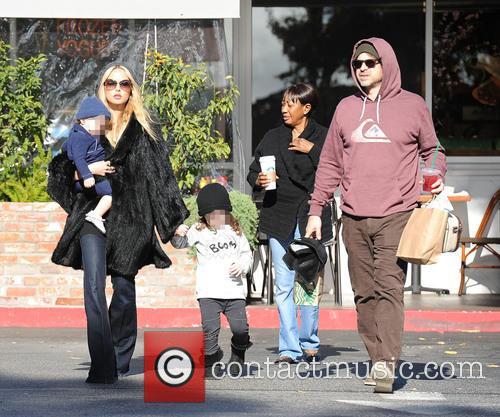 Rachel Zoe and her husband Rodger Berman take...