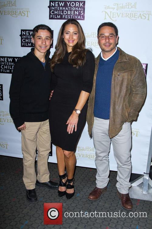 Amber Marchese, Michael Marchese and James Marchese 5
