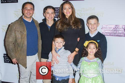 Amber Marchese, Michael Marchese, Sebastian Marchese, Corbin Marchese and Isabella Marchese 3