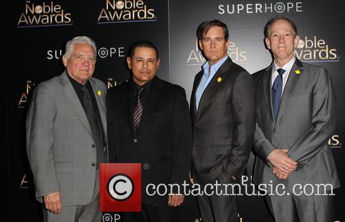 G.w. Bailey, Raymond Cruz, Phillip P. Keene and Guest
