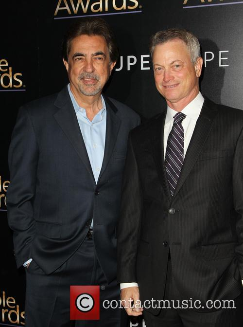 Joe Mantegna and Gary Sinise 3
