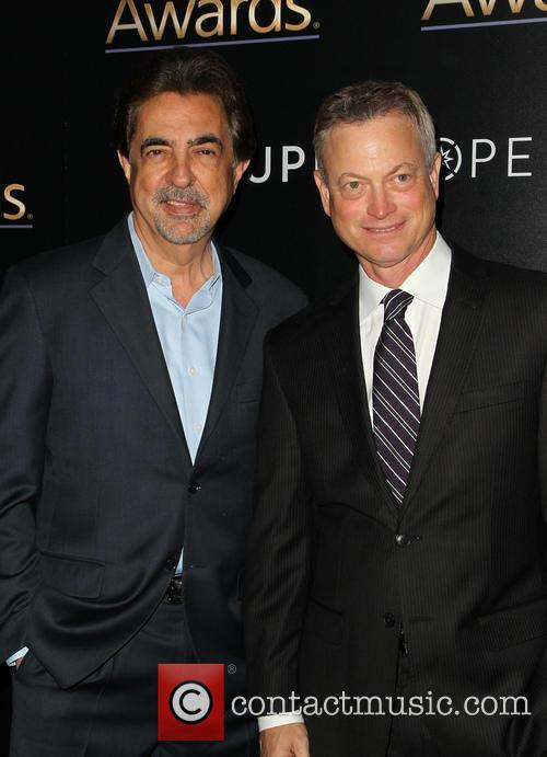 Joe Mantegna and Gary Sinise 1
