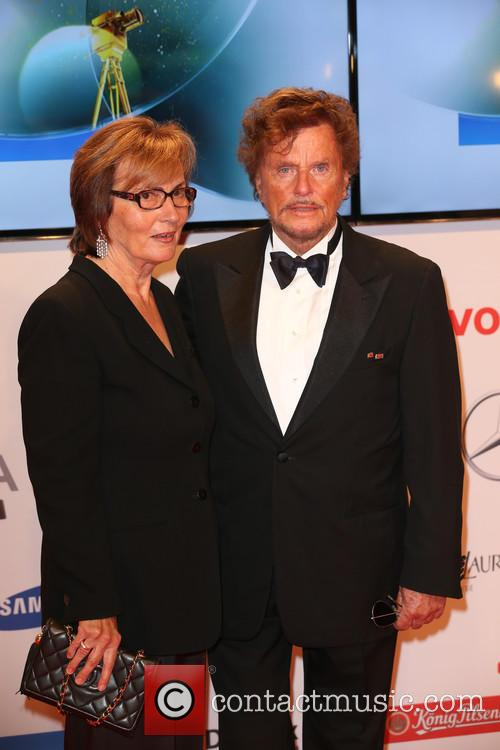 Dieter Wedel and Uschi Wolters 8