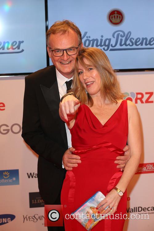 Frank Plasberg and Anne Gesthuysen 3