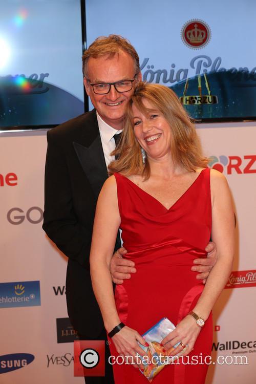 Frank Plasberg and Anne Gesthuysen 1