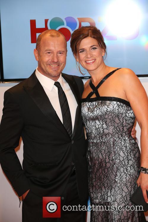 Heino Ferch and Marie Jeanette Ferch 1