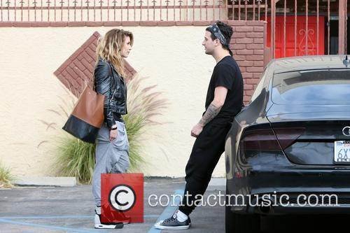 Mark Ballas and Allison Holker 3
