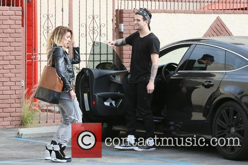 Mark Ballas and Allison Holker 4