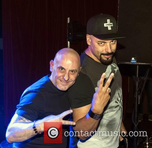 DJ Roger Sanchez performs at The Savoy