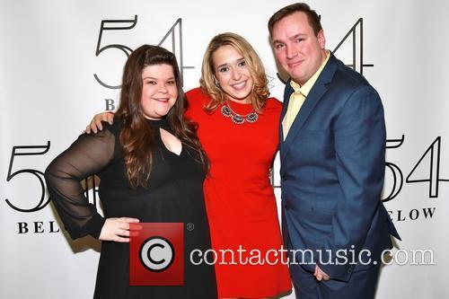 Marissa Rosen, Jessica Vosk and Robbie Roselle 2