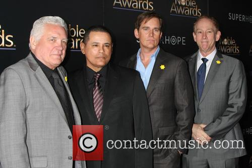 Gw Bailey, Raymond Cruz, Phillip Keene and James Duff