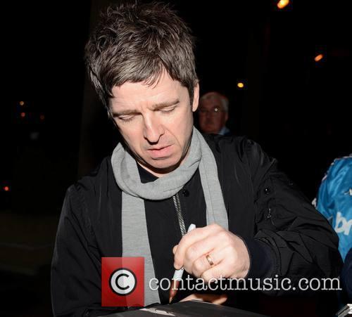 Noel Gallagher 9