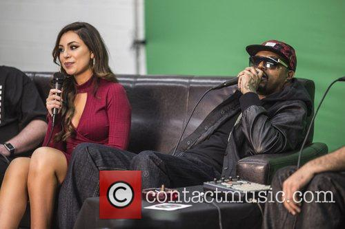 Dj Paul and Uldouz 1