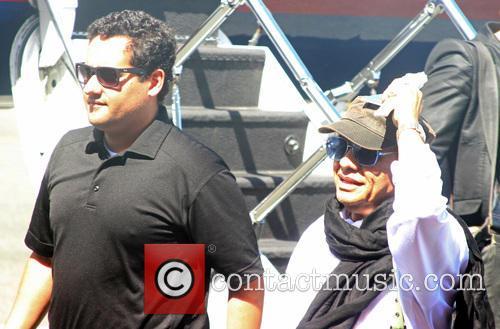 Juan Gabriel and Alberto Aguilera Valadez 6