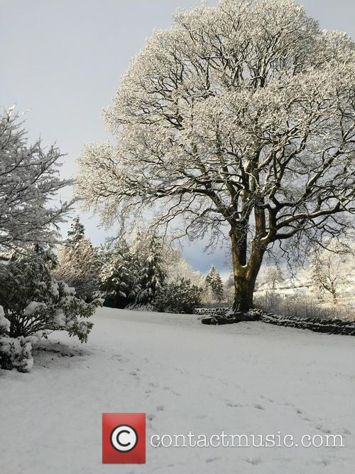 Snowfall and Cumbria 3