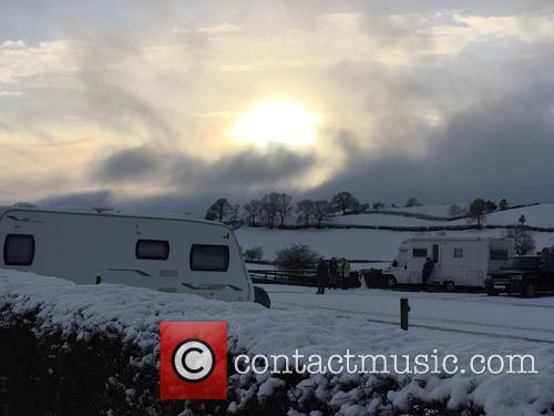 Snowfall and Cumbria 11