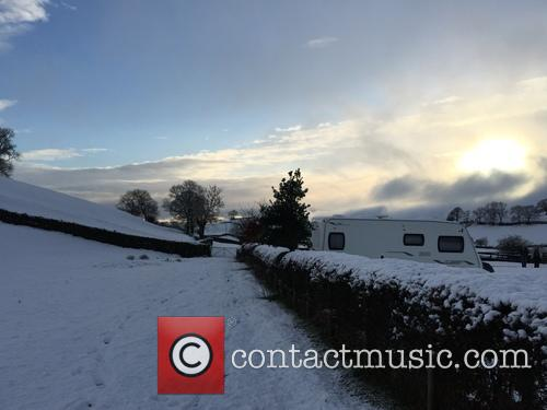 Snowfall and Cumbria 1