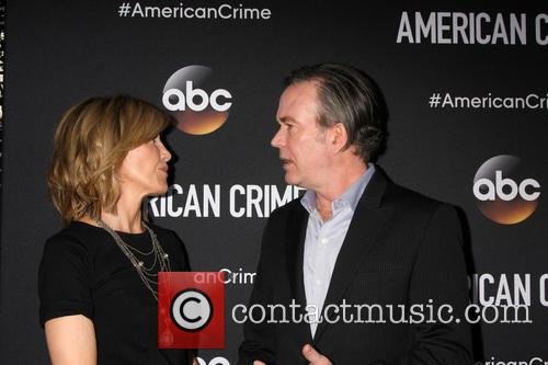 Felicity Huffman and Timothy Hutton 6