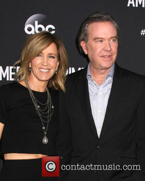 Felicity Huffman and Timothy Hutton 7