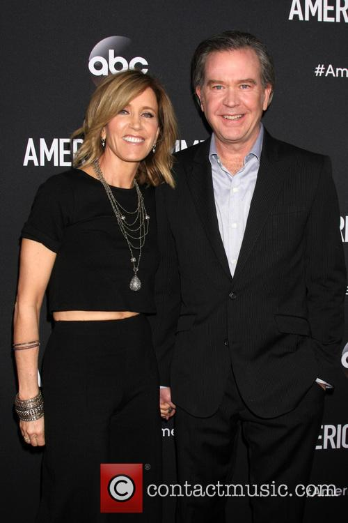 Felicity Huffman and Timothy Hutton 9