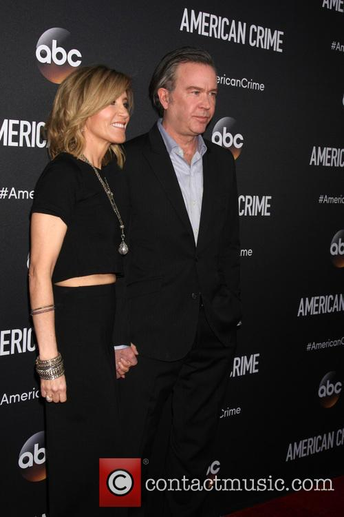 Felicity Huffman and Timothy Hutton 10