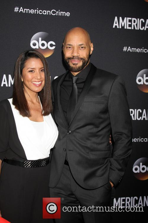 Gayle Ridley and John Ridley 2