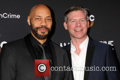 John Ridley and Michael Macdonald 2