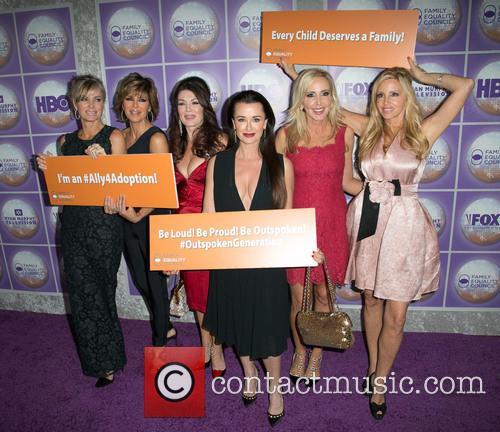Eileen Davidson, Lisa Rinna, Lisa Vanderpump, Kyle Richards, Shannon Beador and Camille Grammer 4