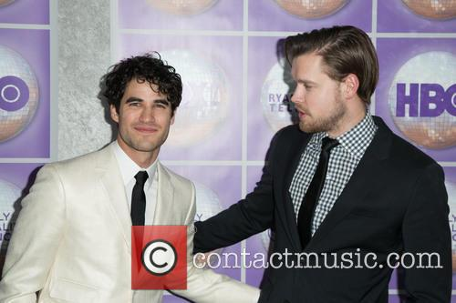 Darren Criss and Chord Overstreet 8