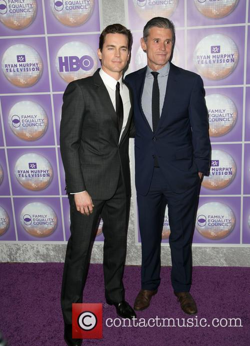 Matt Bomer and Simon Halls 7