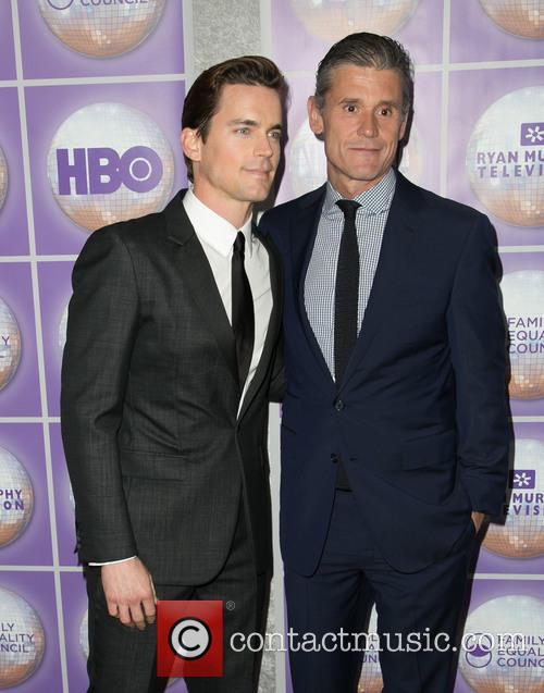 Matt Bomer and Simon Halls 8