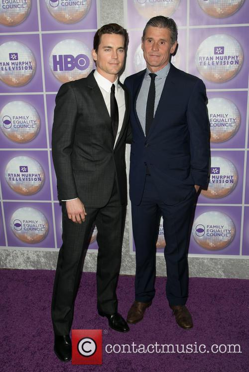 Matt Bomer and Simon Halls 9