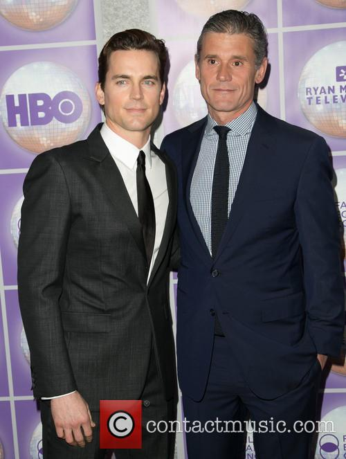 Matt Bomer and Simon Halls 10