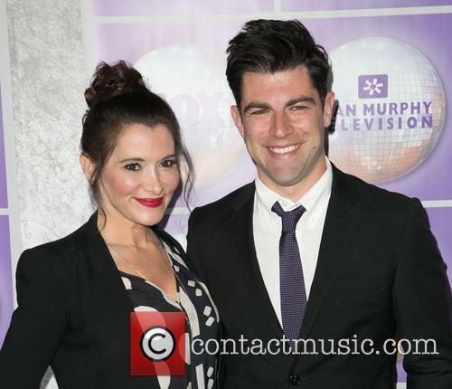 Tess Sanchez and Max Greenfield 4