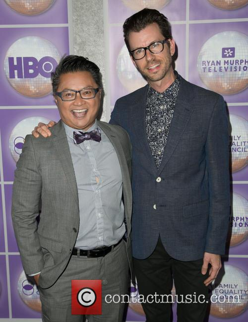 Alec Mapa and Jamison Hebert 3