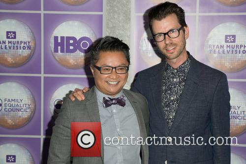 Alec Mapa and Jamison Hebert 1