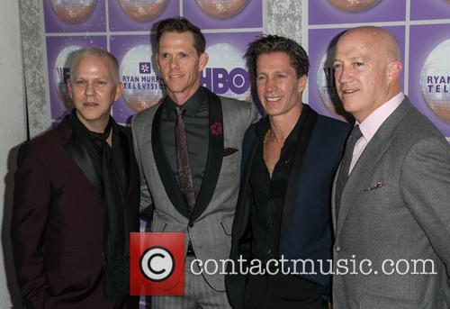 Ryan Murphy, David Miller, Bruce Bozzi and Bryan Lourd 1