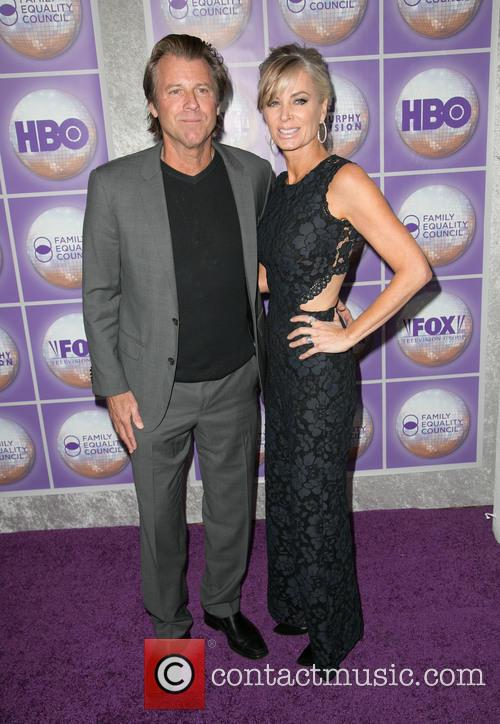 Vincent Van Patten and Eileen Davidson 2