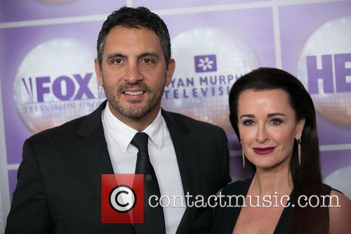 Mauricio Umansky and Kyle Richards 2