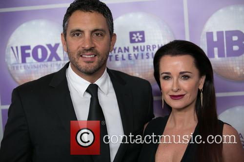 Mauricio Umansky and Kyle Richards 1