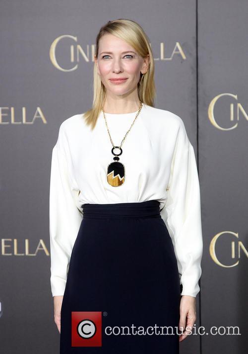 Cate Blanchett Reveals
