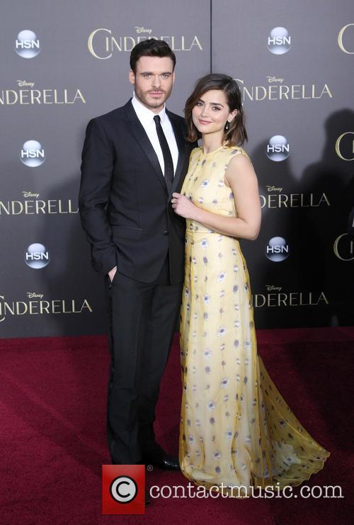 Richard Madden and Jenna Coleman 3