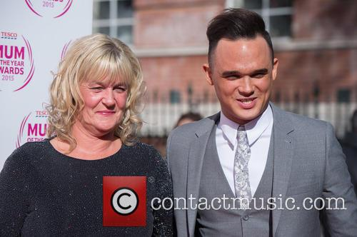 Gareth Gates and Guest 1
